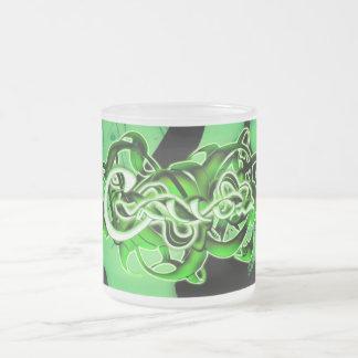 Callum フロストグラスマグカップ
