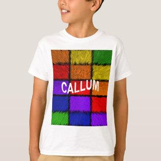 CALLUM Tシャツ