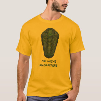 Calymene Niagarensis Trilobite Tシャツ
