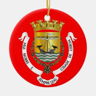 Camara deロボスマデイラのクリスマスのオーナメント セラミックオーナメント