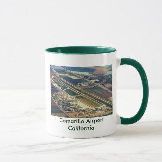 Camarillo空港、Camarillo AirportCalifornia、… マグカップ