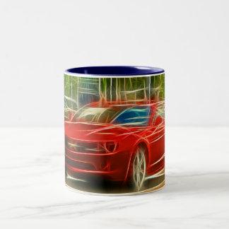 Camaro ツートーンマグカップ