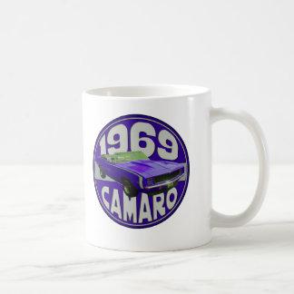 camaro 1969の極度のスポーツの紫色のぼろきれの上 コーヒーマグカップ