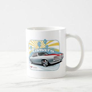 Camaro-69 コーヒーマグカップ