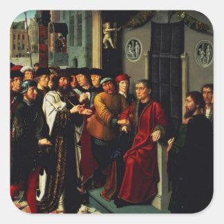 Cambyses 1498年の判断 スクエアシール