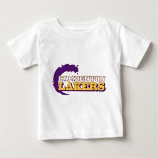 Camdentonレーカーズ(Ozarkの会議) ベビーTシャツ