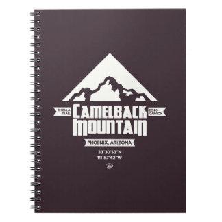 Camelback山の(暗い) -ノート ノートブック