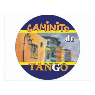 Caminito ポストカード
