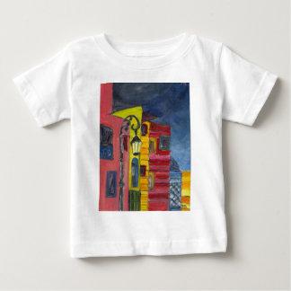 Caminito La Boca ベビーTシャツ