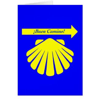 Camino deサンティアゴの記号 カード