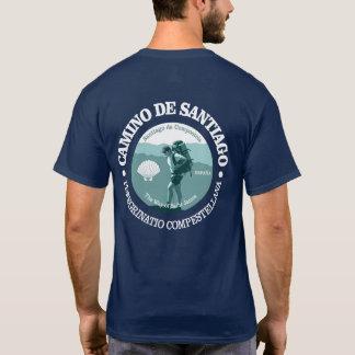 Camino deサンティアゴ tシャツ