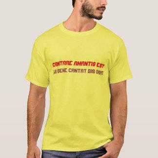 Camisiaのプロmusica Tシャツ