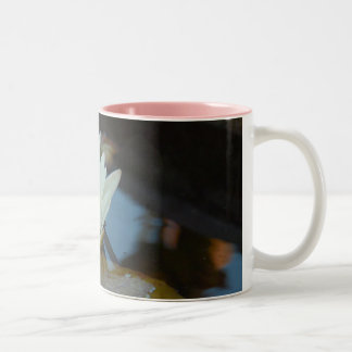 Cammyのユリ ツートーンマグカップ