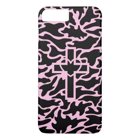 Camo Cross & Hart , Camouflage iPhone 8 Plus/7 Plusケース