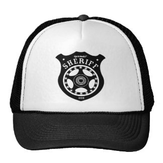 Campagnoloの保安官の星のハブ メッシュ帽子