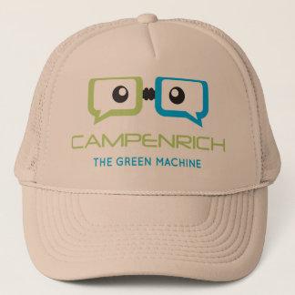 CampEnrichの帽子 キャップ