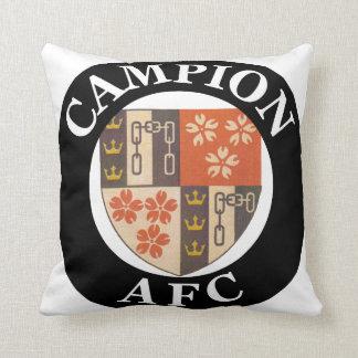Campion AFCのクッション クッション