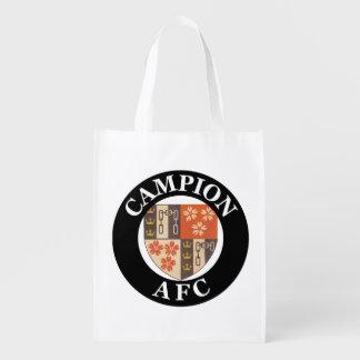 Campion AFCの再使用可能な買い物袋 エコバッグ