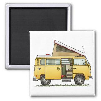 Campmobileのキャンピングカーヴァンの磁石 マグネット