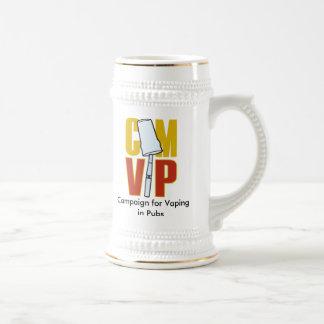 CAMVIP色、パブのVapingのためのキャンペーン ビールジョッキ