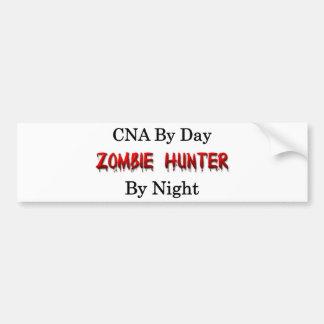CAN/Zombieのハンター バンパーステッカー