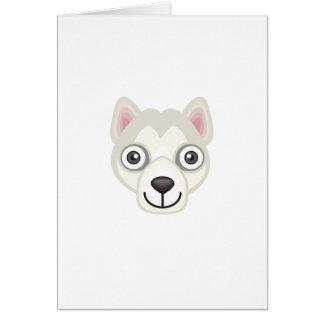 Canaanの品種-私の犬のオアシス グリーティングカード