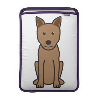 Canaan犬の漫画 MacBook Air スリーブ