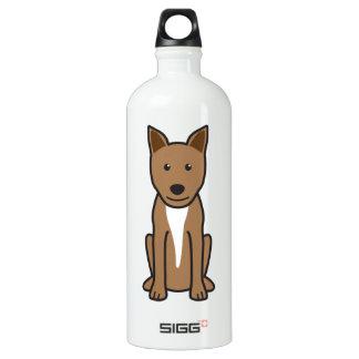 Canaan犬の漫画 SIGG トラベラー 1.0L ウォーターボトル