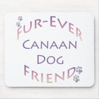 Canaan犬Furever マウスパッド