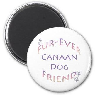 Canaan犬Furever マグネット