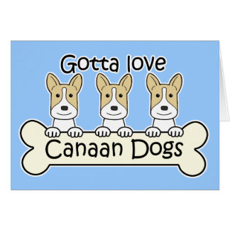 Canaan 3匹の犬 カード