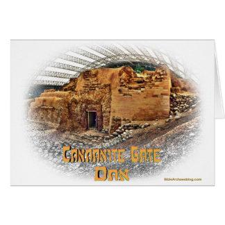 Canaaniteゲート、ダン カード