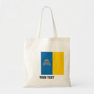 Canarian旗 トートバッグ