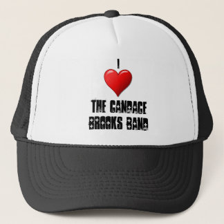 Candaceの小川バンドトラック運転手の帽子 キャップ