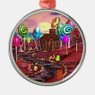 Candyland メタルオーナメント