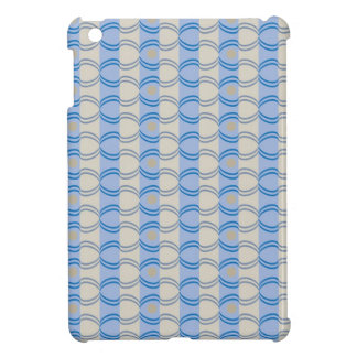 Candystripeの標準的な青タン iPad Mini Case
