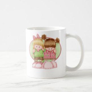 Canecaの友達 コーヒーマグカップ