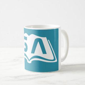Caneca Bibliaga コーヒーマグカップ