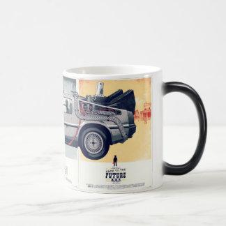 caneca deボルタパラグラフoのfuturo モーフィングマグカップ