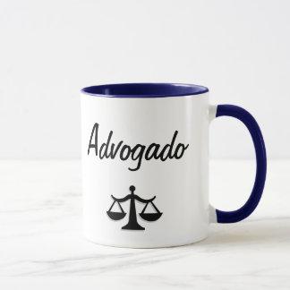 Caneca de advogado マグカップ