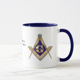 Caneca Maçonaria マグカップ