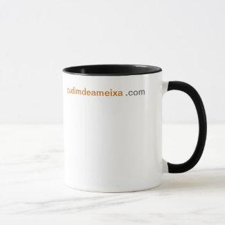 Caneca pudimdeameixa.com SM (asaのcolorida 325ml) マグカップ