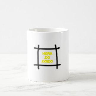 Caneca Rabiscoの白 コーヒーマグカップ