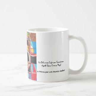 Canequinha コーヒーマグカップ