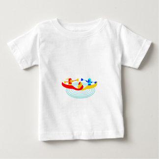 canoedling canoers ベビーTシャツ