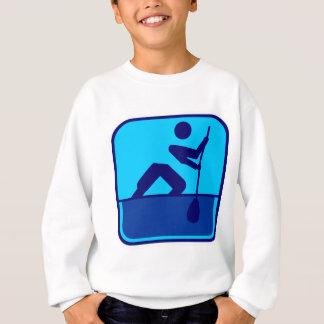 Canoeing_flatwater_dd.png スウェットシャツ