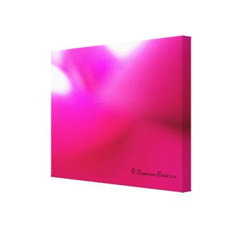CanvasArt-Fuscia Twist.© Roseanneのナシ2012. キャンバスプリント