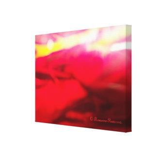 CanvasArt-LavaSilk.© Roseanneのナシ2012. キャンバスプリント