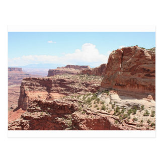 Canyonlandsの国立公園、ユタ、米国10 ポストカード