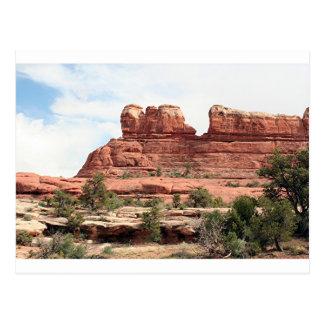 Canyonlandsの国立公園、ユタ、米国13 ポストカード